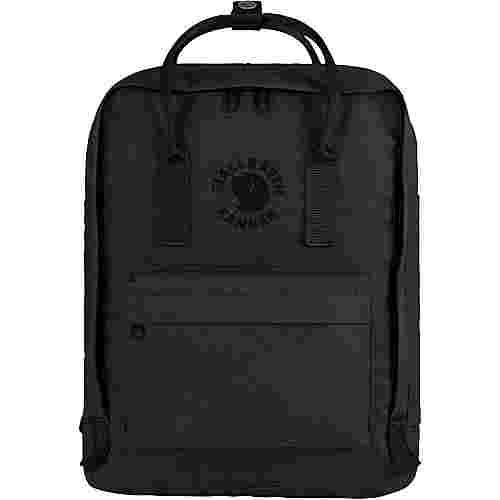 FJÄLLRÄVEN Rucksack Re-Kånken Daypack black
