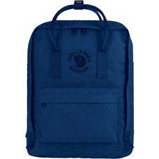 FJÄLLRÄVEN Re-Kånken Daypack dunkelblau