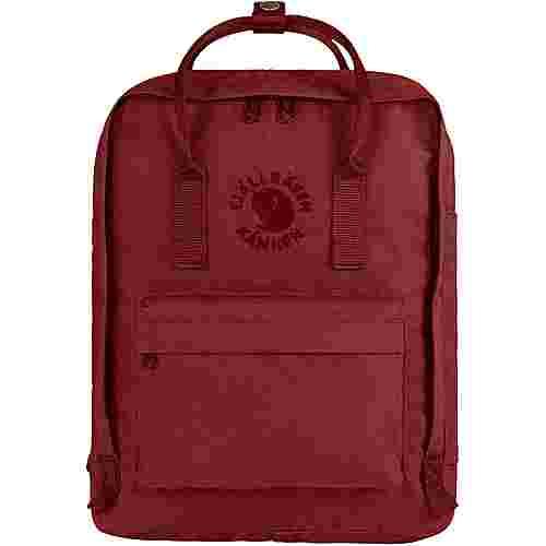 FJÄLLRÄVEN Rucksack Re-Kånken Daypack ox red