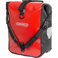 ORTLIEB Sport Roller Fahrradtasche rot/schwarz