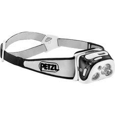 Petzl Reactik + Stirnlampe LED schwarz