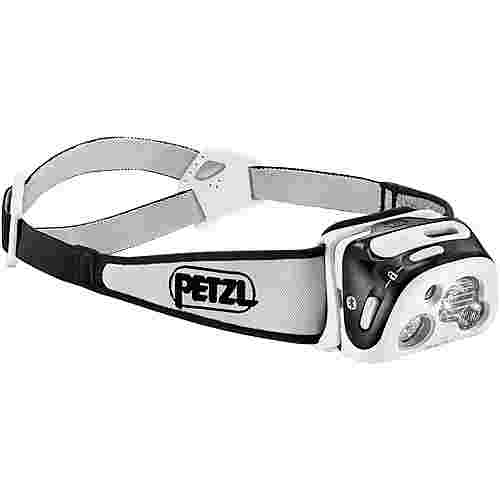Petzl Reactik + Stirnlampe LED black