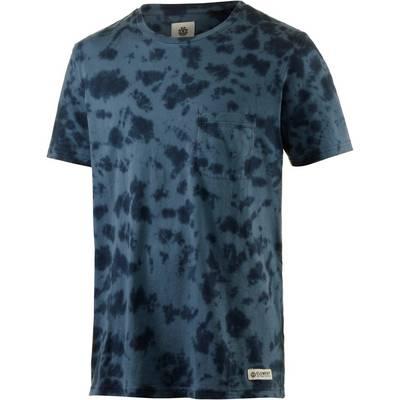 Element Crystal T-Shirt Herren navy