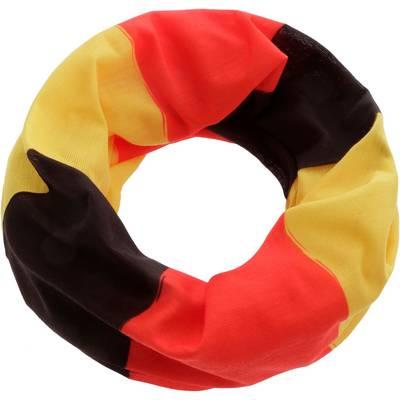 BUFF Original Flags Deutschland EM 2016 Multifunktionstuch schwarz/rot/gold