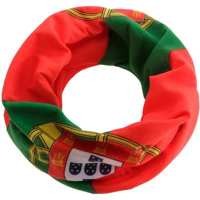BUFF Original Flags Portugal EM 2016 Multifunktionstuch rot/grün