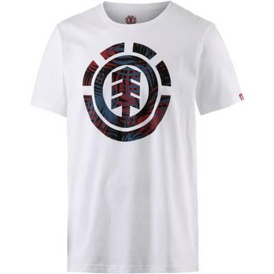 Element Icon T-Shirt Herren weiß