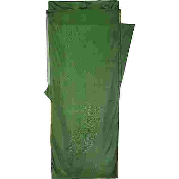 COCOON MummyLiner Hüttenschlafsack dark olive green