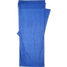 COCOON MummyLiner Hüttenschlafsack dunkelblau
