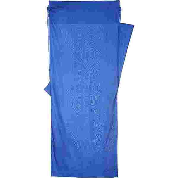 COCOON TravelSheet Hüttenschlafsack ultramarine blue