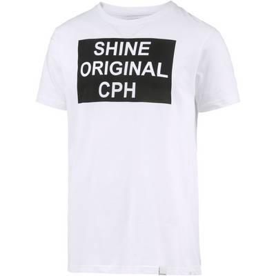 Shine Original Printshirt Herren weiß
