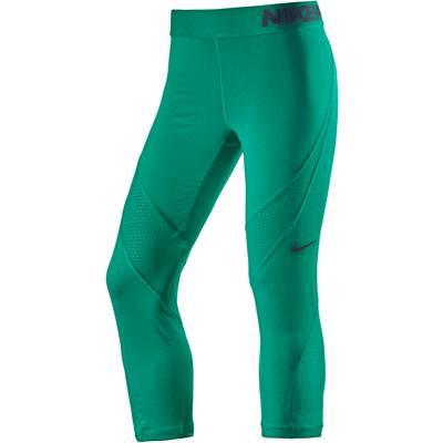 Nike Pro Hypercool Tights Damen grün