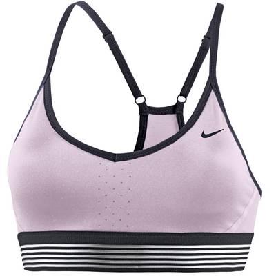 Nike Pro Indy Cool Sport-BH Damen flieder