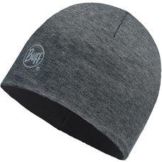 BUFF Microfiber & Polar Hat Beanie grau