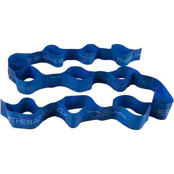 TheraBand CLX extra stark Gymnastikband blau