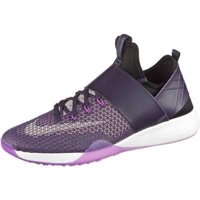 Nike AIR ZOOM STRONG Fitnessschuhe Damen dunkellila