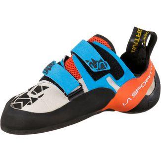 La Sportiva Otaki Kletterschuhe Herren blau/rot