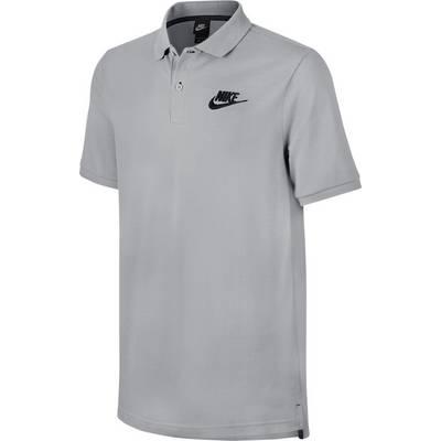 Nike NSW Matchup Poloshirt Herren grau