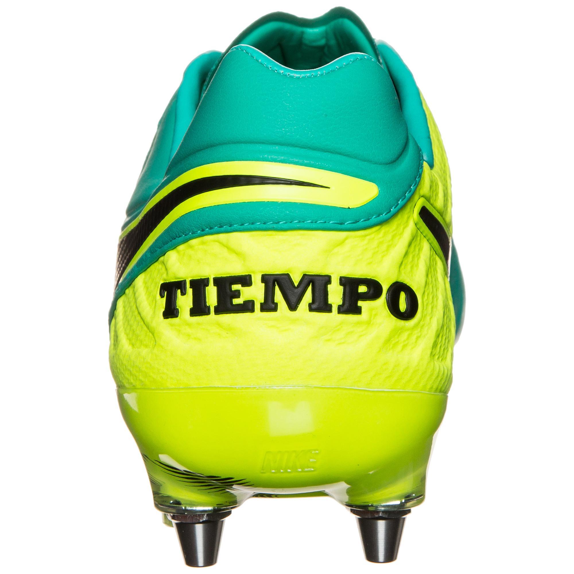 Nike Tiempo Legend VI Fußballschuhe Herren türkis türkis türkis / neongelb im Online Shop von SportScheck kaufen Gute Qualität beliebte Schuhe 613955