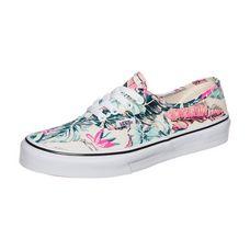 Vans Authentic Tropical Sneaker Kinder bunt / weiß