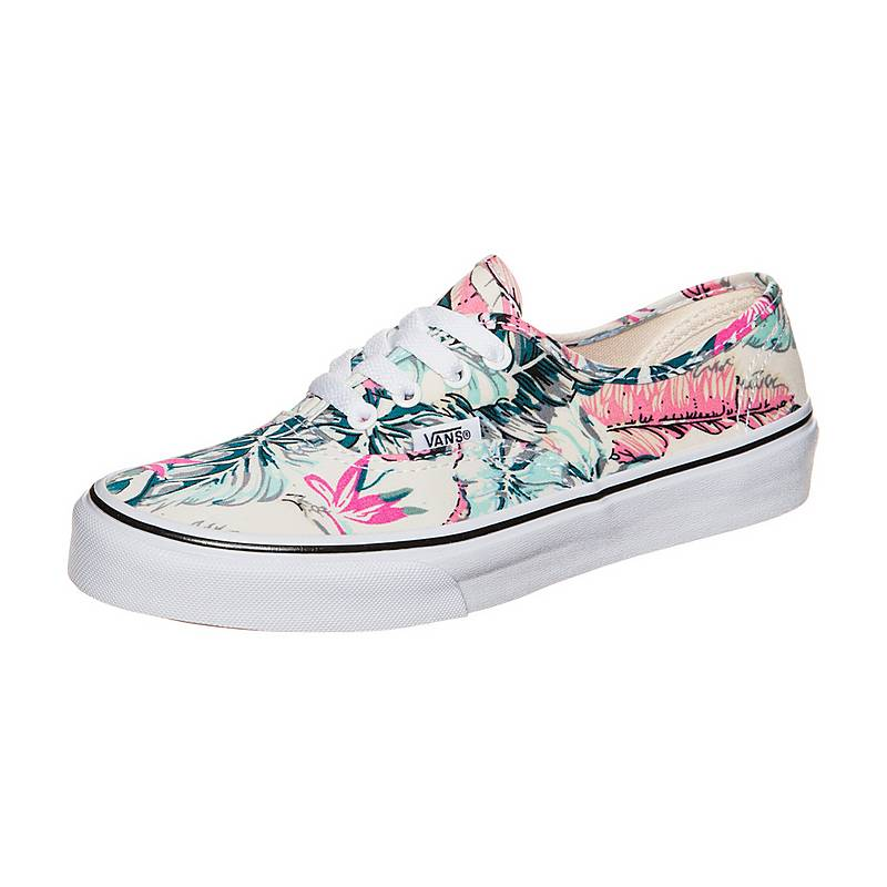 vans authentic weiss kinder