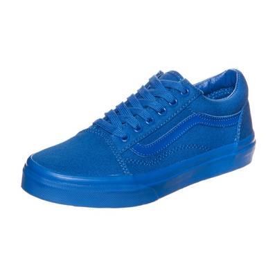 Vans Old Skool Sneaker Kinder blau
