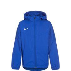 Nike Team Sideline Regenjacke Kinder blau / weiß