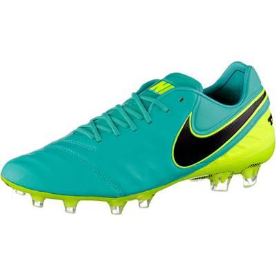 Nike TIEMPO LEGEND VI FG Fußballschuhe Herren grün/schwarz