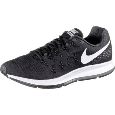 Nike Air Zoom Pegasus 33 Laufschuhe Herren schwarz/weiß