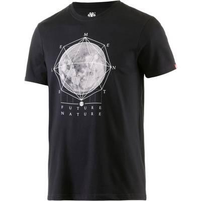 Element Moon T-Shirt Herren anthrazit
