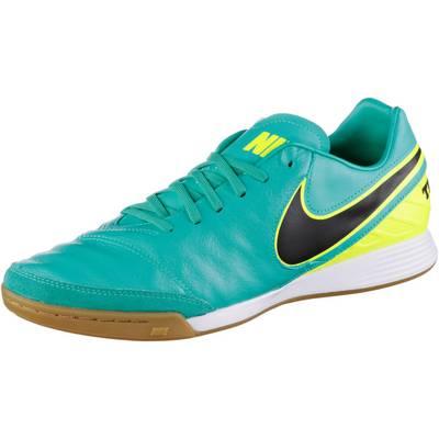 Nike TIEMPO MYSTIC V IC Fußballschuhe Herren grün/schwarz