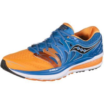 Saucony Hurricane ISO2 Laufschuhe Herren blau/orange