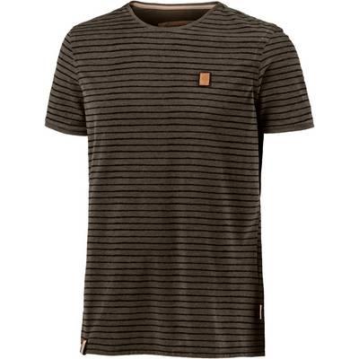 Naketano T-Shirt Herren oliv washed