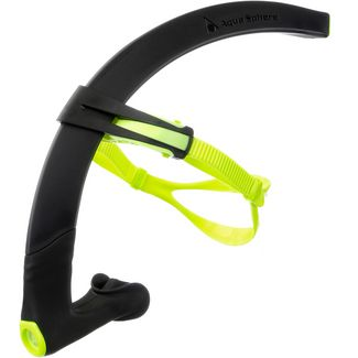 MP Michael Phelps Focus Schnorchel neon-black