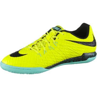 Nike HYPERVENOMX FINALE IC Fußballschuhe Herren gelb/schwarz