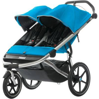 Thule Urban Glide Kindersitz blau