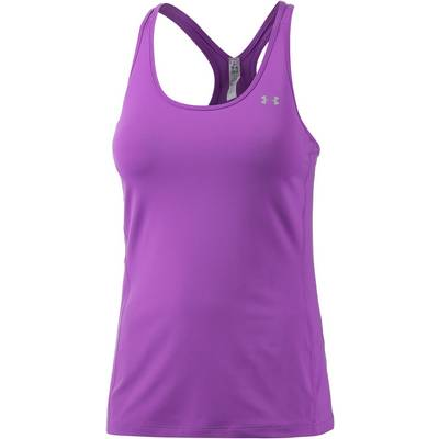 Under Armour Heatgear Armour Tanktop Damen lila
