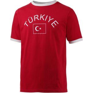 ID Merchandising Türkei Fanshirt Herren rot