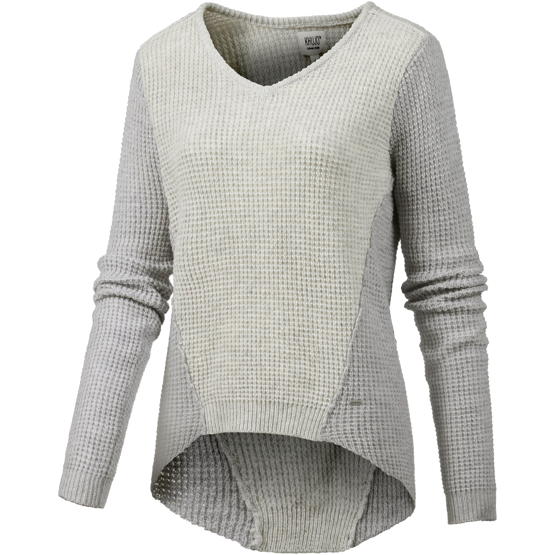 Khujo V-Pullover Damen