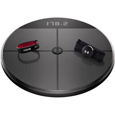 Under Armour Health Box Fitnesscomputer schwarz/rot
