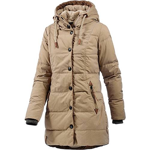 naketano majing sirtyone parka damen sand im online shop von sportscheck kaufen. Black Bedroom Furniture Sets. Home Design Ideas