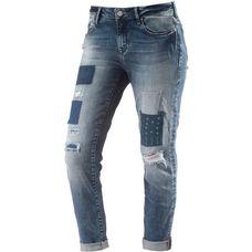 Mavi Ada Boyfriend Jeans Damen destroyed denim
