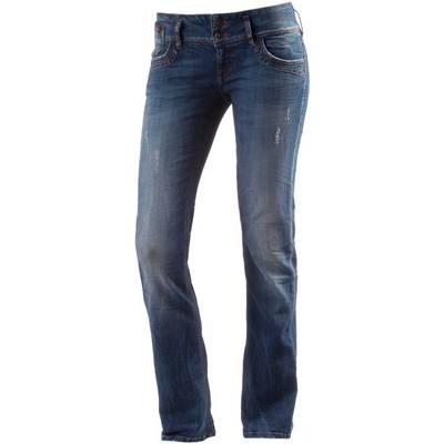 LTB Jonquil Straight Fit Jeans Damen blue denim