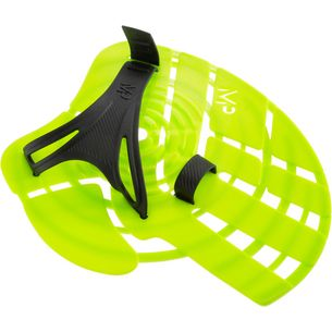MP Michael Phelps Strength Paddle Schwimmpaddles neon