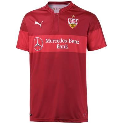 PUMA VfB Stuttgart 16/17 Auswärts Fußballtrikot Herren rot