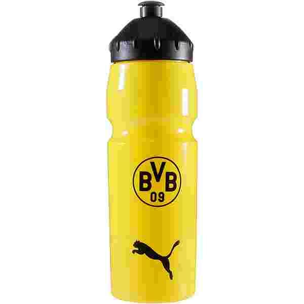 PUMA Borussia Dortmund Trinkflasche gelb-schwarz