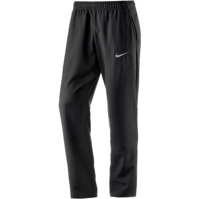 Nike Team Trainingshose Herren schwarz