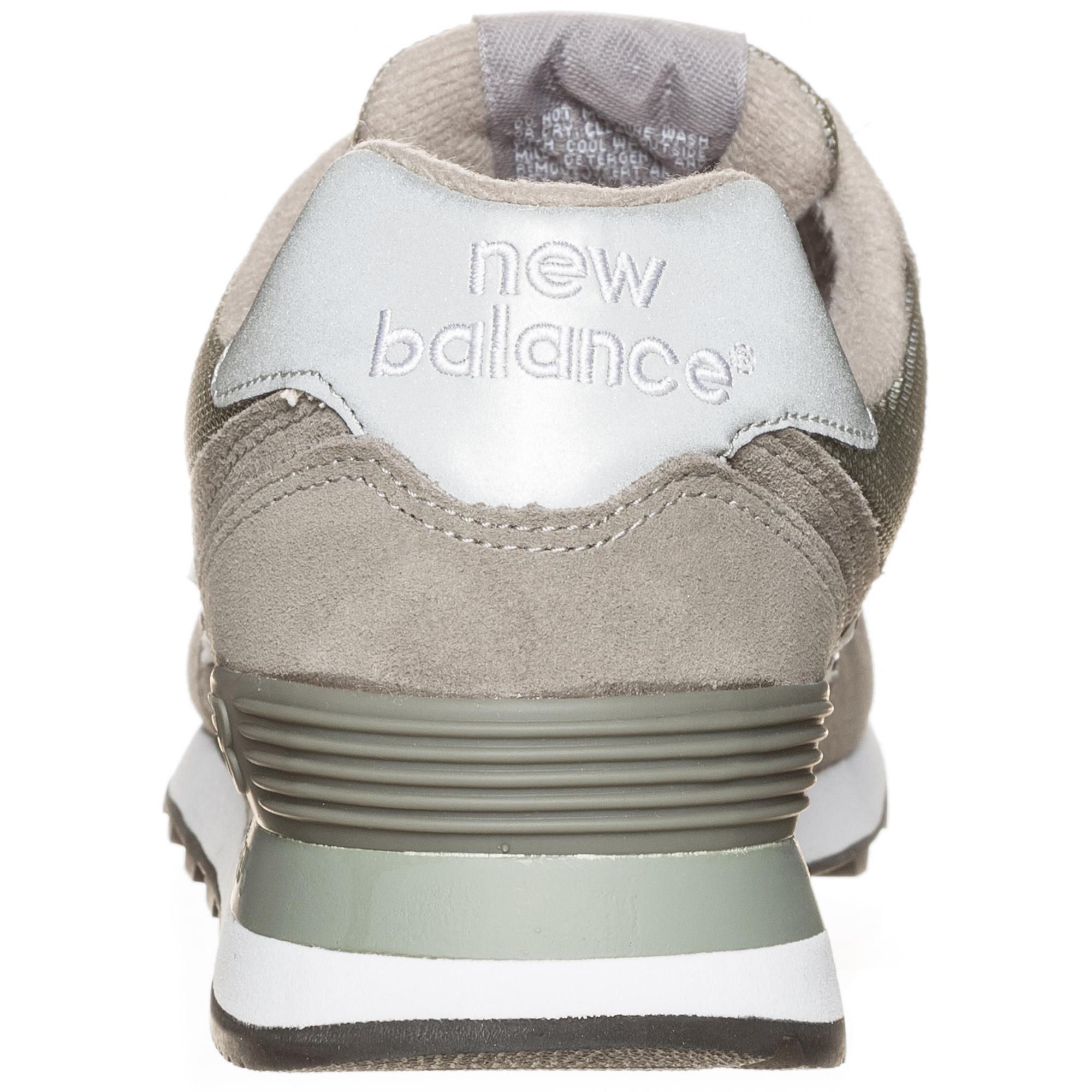 NEW BALANCE M574-GS-D Turnschuhe Herren grau   weiß weiß weiß im Online Shop von SportScheck kaufen Gute Qualität beliebte Schuhe c60fa4