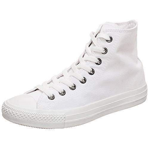 CONVERSE Chuck Taylor All Star High Sneaker weiß