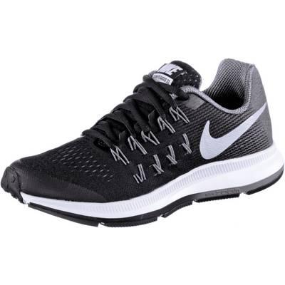 Nike Zoom Pegasus Laufschuhe Kinder schwarz