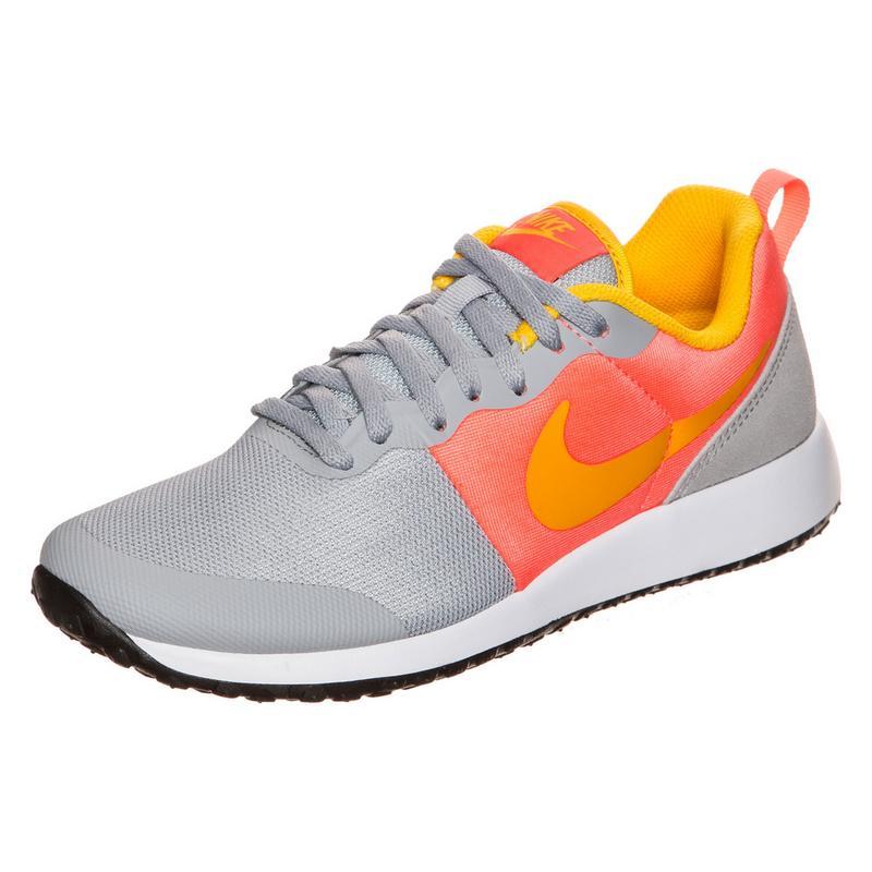 nikeelite shinsen sneakerdamen grau gelb orange